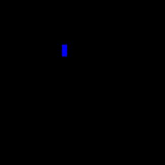 Стекло боковое на МАЗ 206 515х1217мм бронза