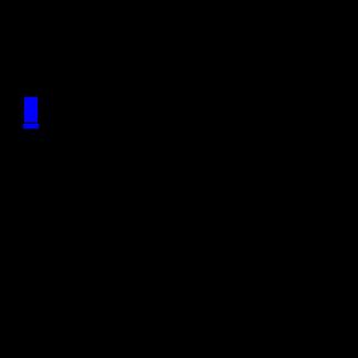 Стекло боковое на МАЗ 206 620х1217мм бронза