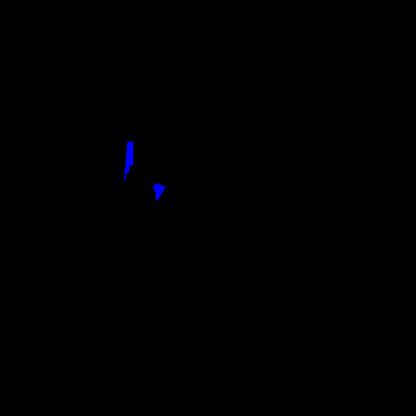 Стекло боковое на катое ДУ-84 малое