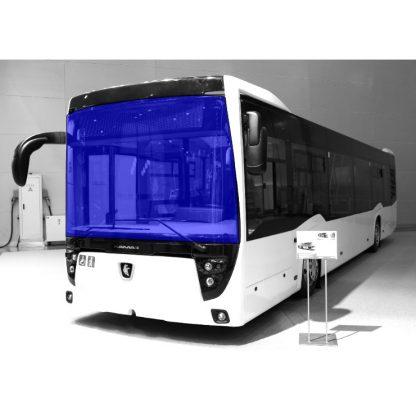 Стекло лобовое на автобус НефАЗ-5299-40-52 серое